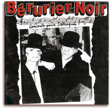 Berurier Noir Concerto pour Detraques preview 1