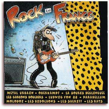Compilation Rock en France preview 1