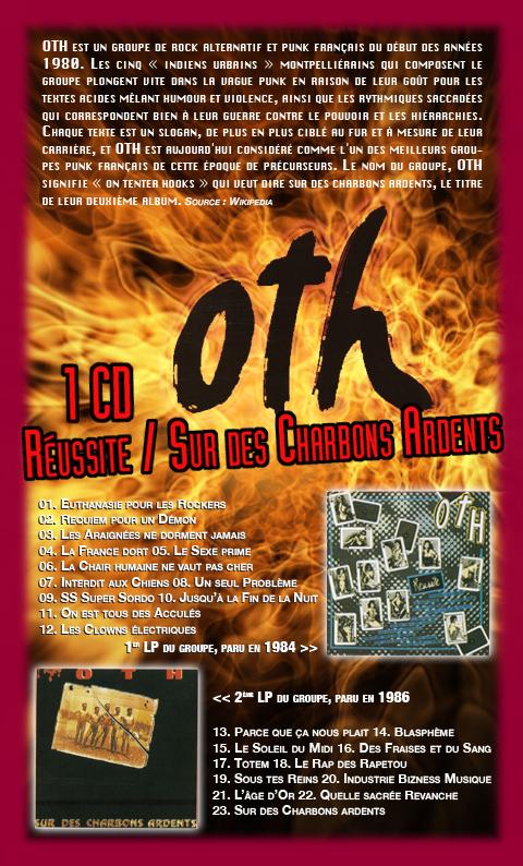 OTH Reussite Sur des Charbons Ardents preview 0