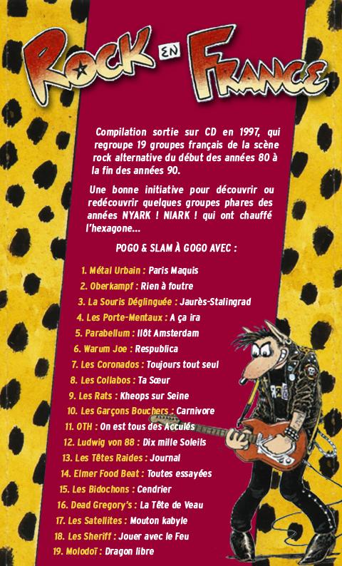 Compilation Rock en France preview 0